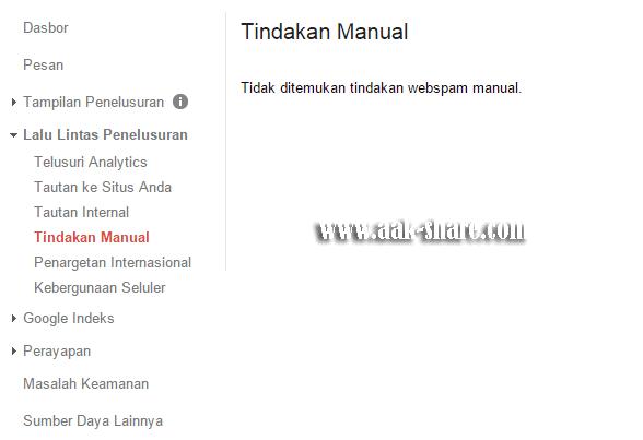 Tindakan Manual
