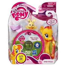 My Little Pony Single with DVD Honeybuzz Brushable Pony