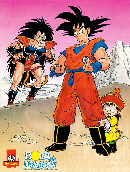 Posters Dragon Ball Matutano 14