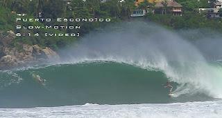 Puerto Escondido slow-motion