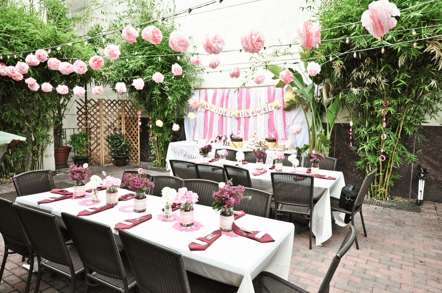 Bridal Shower Themes, Ideas and Decorations