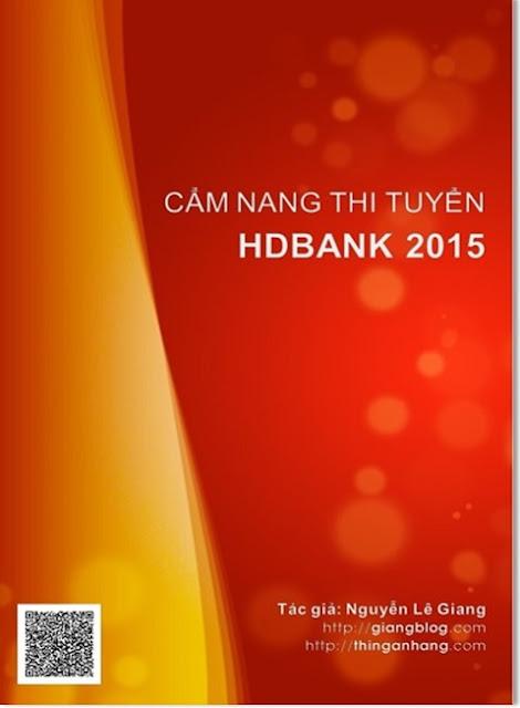 Đáp án chi tiết Đề thi HDBank - Ngân hàng Phát triển TP.HCM