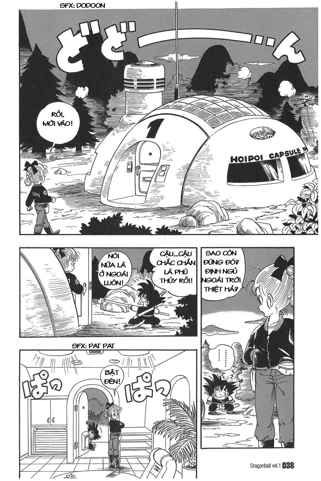 Dragon Ball chap 2 trang 4