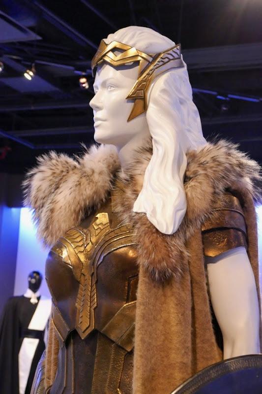 Wonder Woman Hippolyta costume