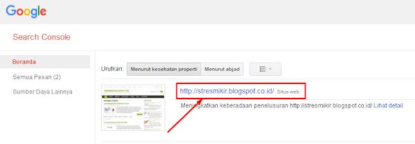 Submit Banyak Sitemap Sekaligus ke Google Webmaster Tools