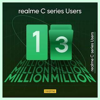 هاتف REALME C11 بمعالج Helio G35 وبطارية عملاقة 5,000mAh