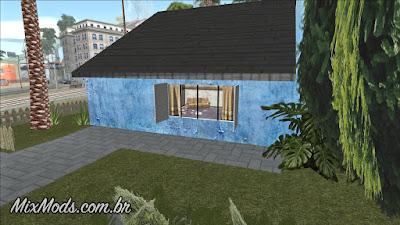 gta sa mod improved enterable vagos house interior