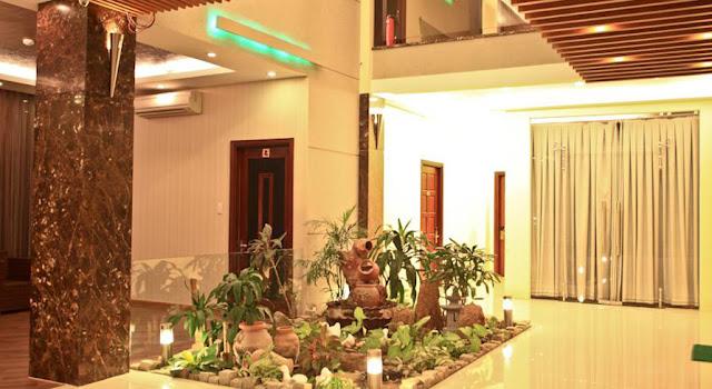 Thiết kế khách sạn Valentine quận 5