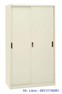 Tủ Sắt Cao Cửa Lùa Godrej - SLDS2000