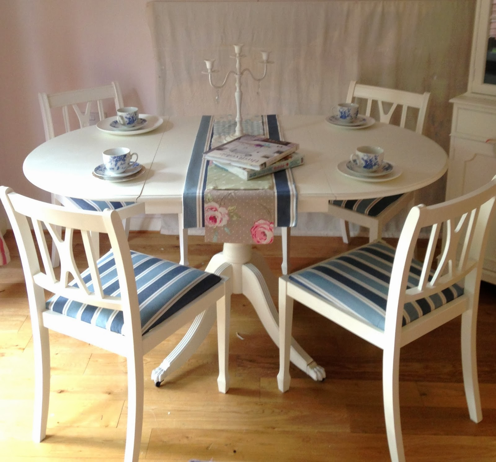 Bowiebelle Vintage Amp Upcycled Furniture Stylish Dining