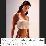 Assim está atualmente a atriz mais inesquecível de 'American Pie'