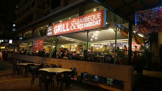 D'Kayangan BBQ & Grill Steamboat