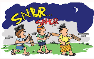 Ucapan Sahur dalam Bahasa Inggris dan Artinya