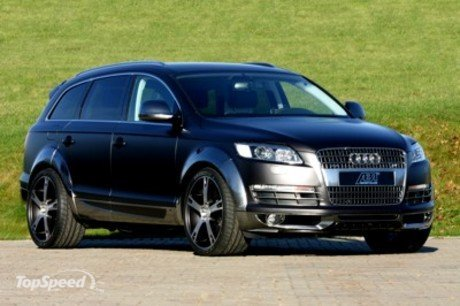 car session 2006 abt audi q7. Black Bedroom Furniture Sets. Home Design Ideas