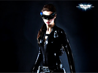 Catwoman Batman The Dark Knight Rises Poster