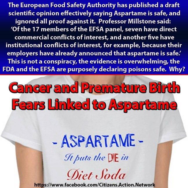 ASPARTAME TIMELINE | octadandy.com