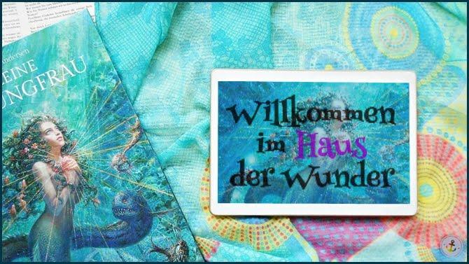 Die kleine Meerjungfrau WunderHaus Verlag Märchen Illustration Anton Lomaev