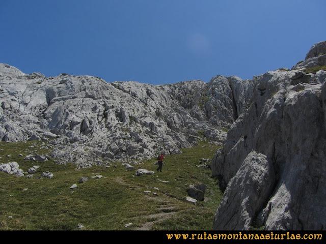 Mirador de Ordiales y Cotalba: Entrando en el Cotalba