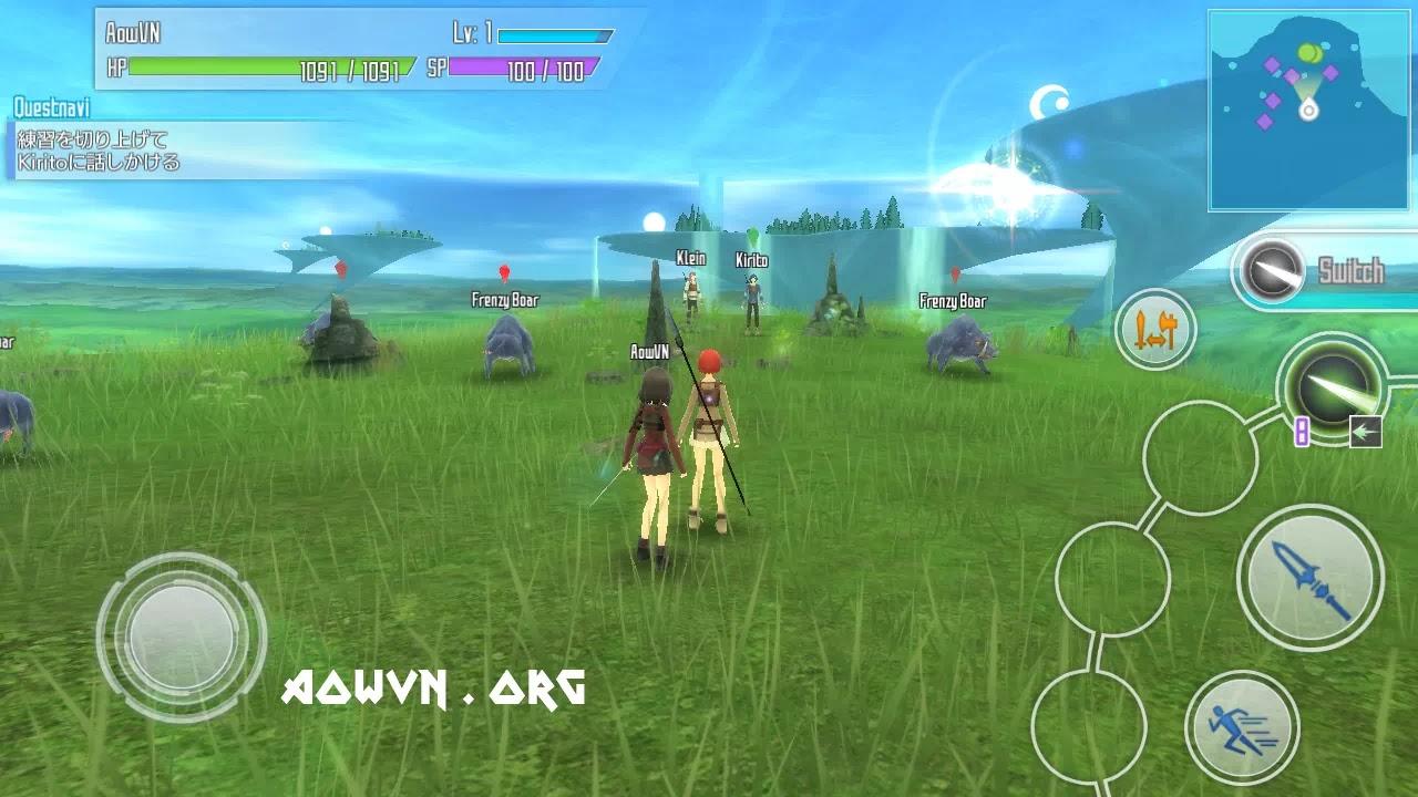 AowVN.org SAO m%2B%25285%2529 - [ HOT ] Sword Art Online Integral Factor | Android IOS - Siêu Phẩm Game Cực hay Đã Open