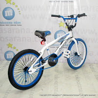 Sepeda BMX Pacific Spinix 2.0 FreeStyle 20 Inci