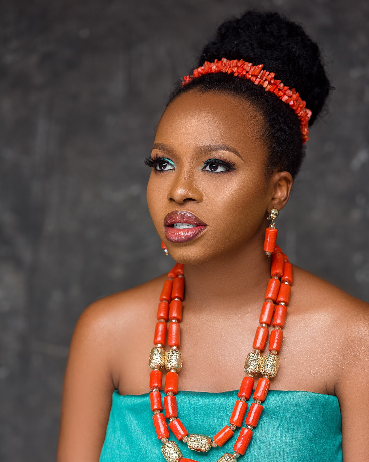 Nigerian Edo Bride