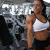 Best natural Female bodybuilding