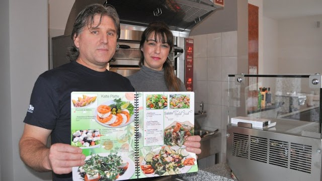 Mazedonier eröffnen Restaurant in Lauenburg an der Elbe