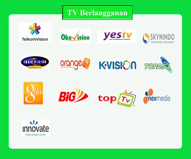 TV Berlangganan