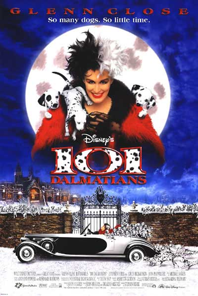 Watch 101 Dalmatians (1996) Online For Free Full Movie English Stream