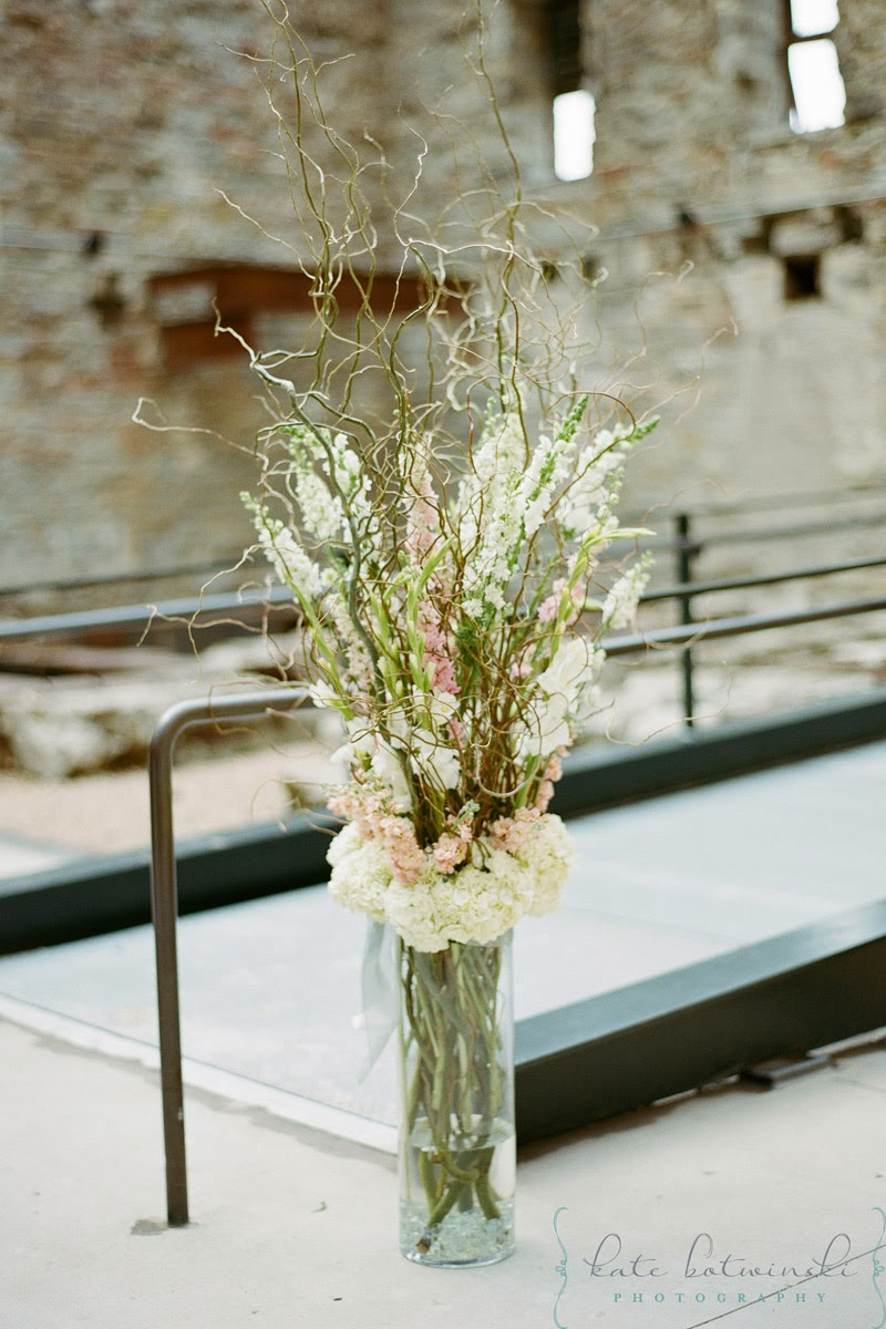 Forget Me Not Floral Events Mill City Museum Wedding