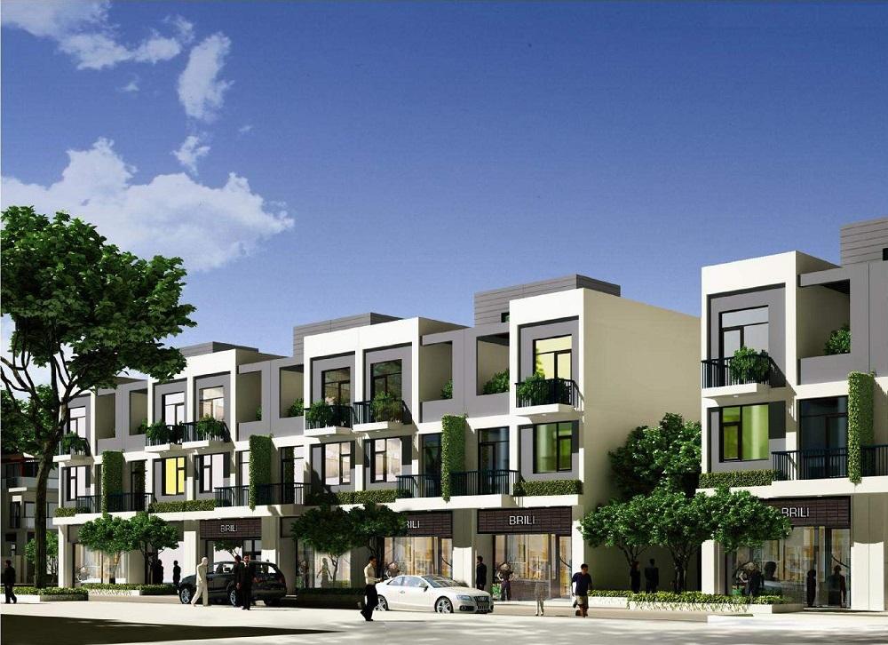 Shophouse dự án Foresa Villa Tasco - Mẫu 3