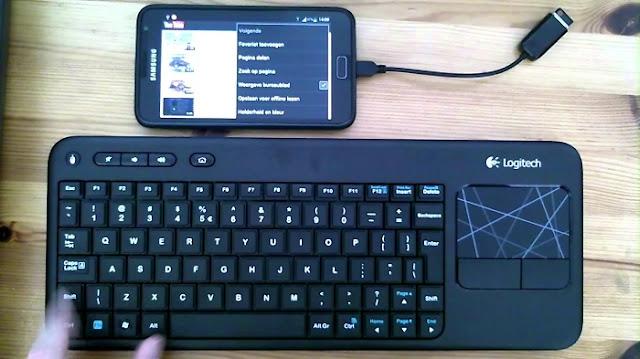 2 Cara Menjadikan Android Sebagai Mouse Laptop dan Komputer