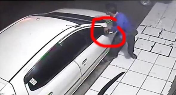 Pencuri Spion Mobil Ayla Ini Akhirnya Menyerah Juga... Cek Yuk Gaes