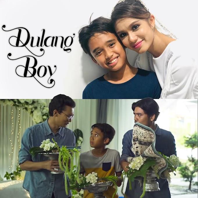 Dulang Boy, Telefilem 9 Mac 2019 Di TV3