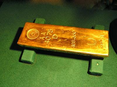 Yamashita Gold Bar