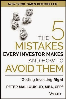 Book Review of The 5 Mistakes Every Investor Makes and How to Avoid Them by Peter Mallouk