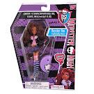 Monster High Canal Toys Clawdeen Wolf Doll Pen Figure