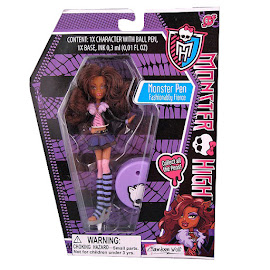 MH Canal Toys Clawdeen Wolf Figure