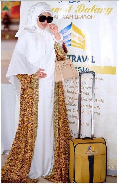 Kasus Penipuan Umrah First Travel, Nama Syahrini Dan Dua Artis Lain Terseret