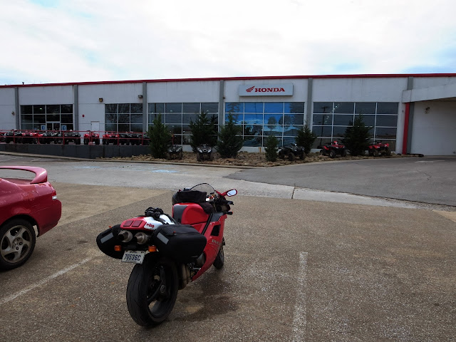 Southern Powersports Honda Chattanooga Tennessee