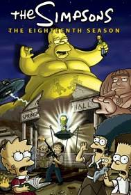 Los Simpsons Temporada 18 Online