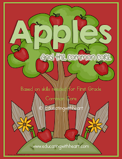 https://www.teacherspayteachers.com/Product/Apples-and-the-Common-Core-301625