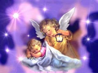 imágenes del ángel custodio o de la guarda