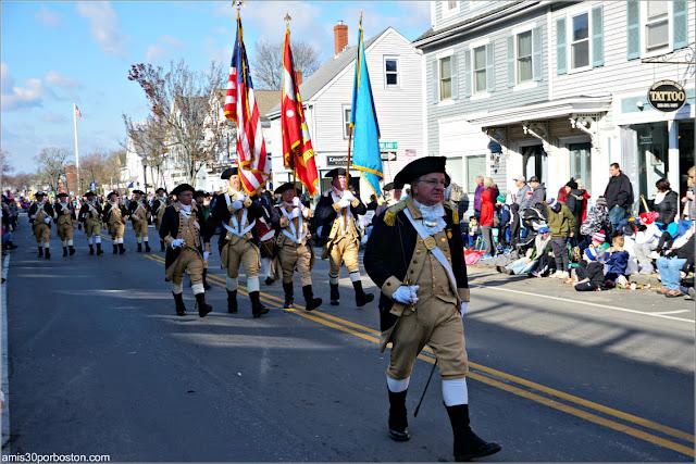 Desfile de Acción de Gracias de Plymouth