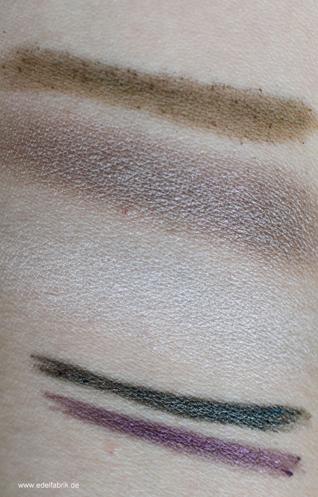 trend IT UP, Graceful Feminity Swatches, LE, Review,