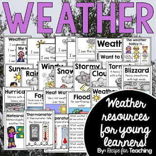 https://www.teacherspayteachers.com/Product/Weather-2097972