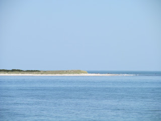 Ocean View from Fort Clinch in Amelia Island Florida