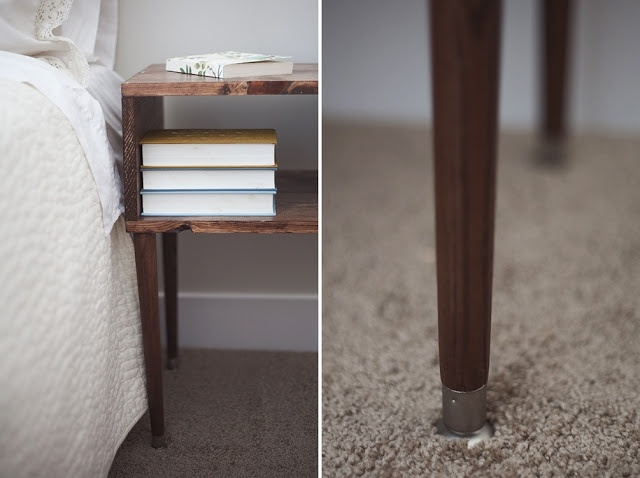DIY NIGHTSTAND WOOD