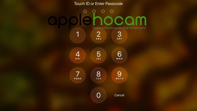 iPhone-Şifremi-Unuttum