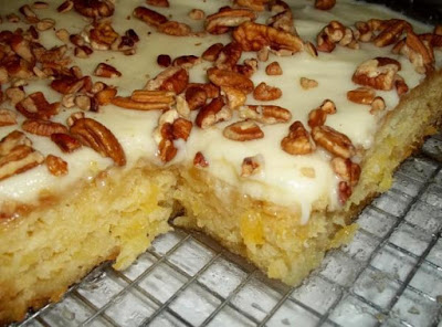 "THE ORIGINAL ""EASIEST PINEAPPLE CAKE"""